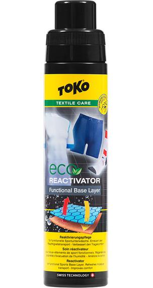 Toko Eco Functional Sportswear onderhoud 250ml geel/zwart